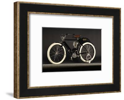 Indian Camel Back 1908-Simon Clay-Framed Photographic Print
