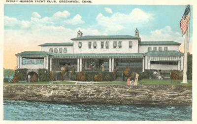 Indian Harbor Yacht Club, Greenwich, Connecticut
