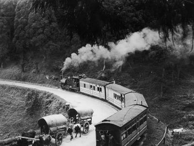 Indian Hill Railway--Photographic Print