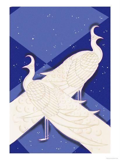 Indian Lyric-Frank Mcintosh-Art Print