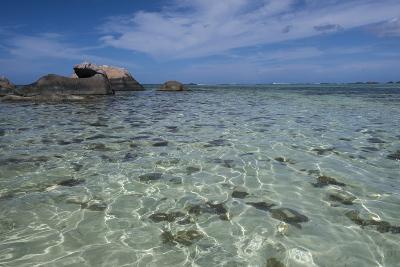 Indian Ocean, Seychelles, Mahe, St. Anne Marine National Park, Moyenne Island-Cindy Miller Hopkins-Photographic Print