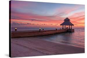 Indian Ocean Sunset Maldives