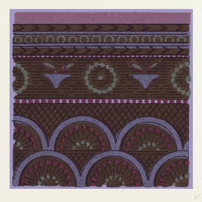 Indian Ornament--Giclee Print