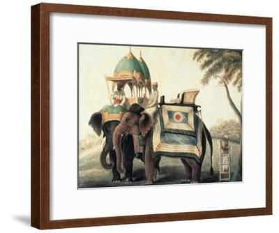 Indian Elephants I