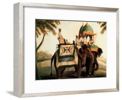 Indian Elephants II