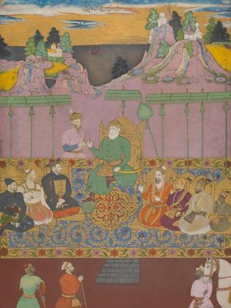 The House of Bijapur, c.1680
