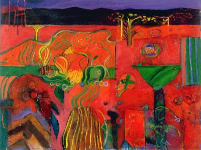Indian Summer, 1992-Derek Balmer-Giclee Print