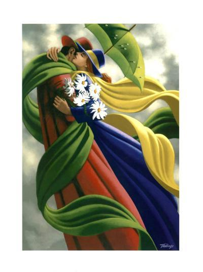 Indian Summer-Claude Theberge-Art Print