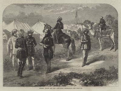 Indian Troops for the Abyssinian Expedition--Giclee Print