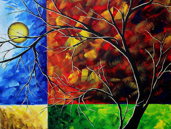 Indifferent-Megan Aroon Duncanson-Art Print