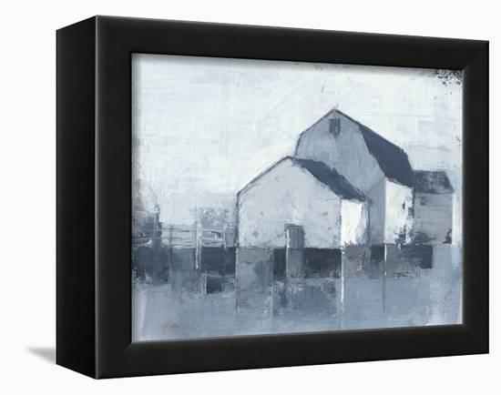 Indigo Barns II-Ethan Harper-Framed Stretched Canvas