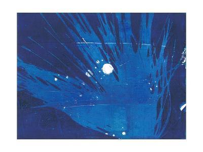Indigo Burst I-Regina Moore-Premium Giclee Print