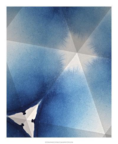 Indigo Daydream I-Renee W^ Stramel-Giclee Print