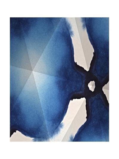 Indigo Daydream II-Renee W^ Stramel-Art Print