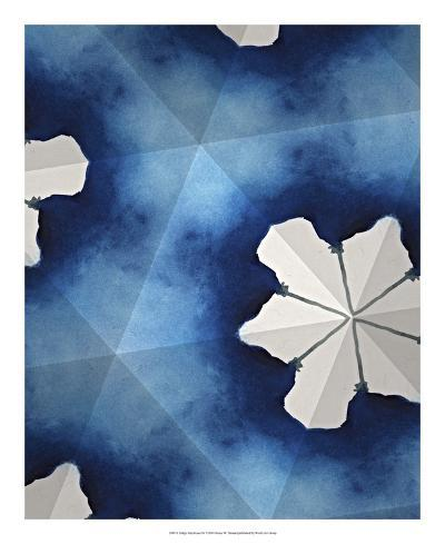 Indigo Daydream IV-Renee W^ Stramel-Giclee Print