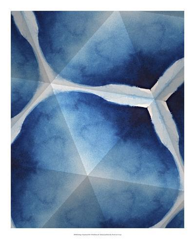 Indigo Daydream VII-Renee W^ Stramel-Giclee Print