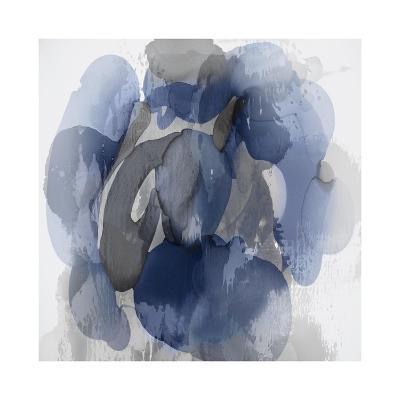 Indigo Flow I-Kristina Jett-Giclee Print