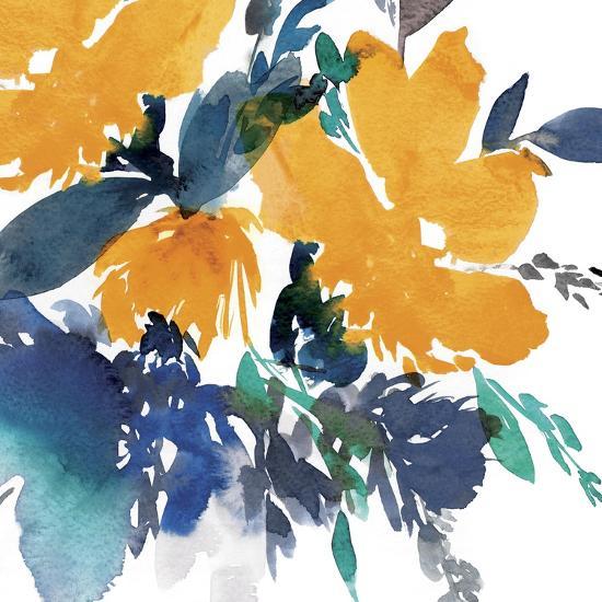 Indigo Flower I-Isabelle Z-Art Print