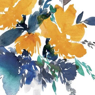 Indigo Flower I by Isabelle Z