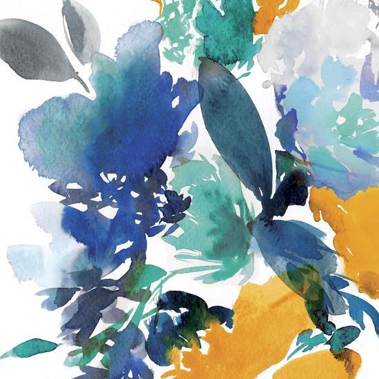 Indigo Flower II-Isabelle Z-Art Print