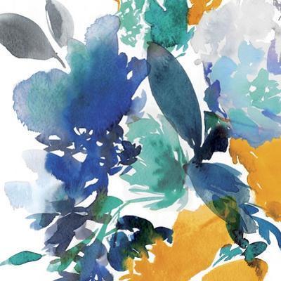 Indigo Flower II by Isabelle Z