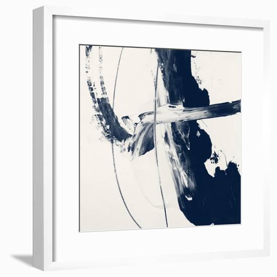 Indigo H-Franka Palek-Framed Premium Giclee Print