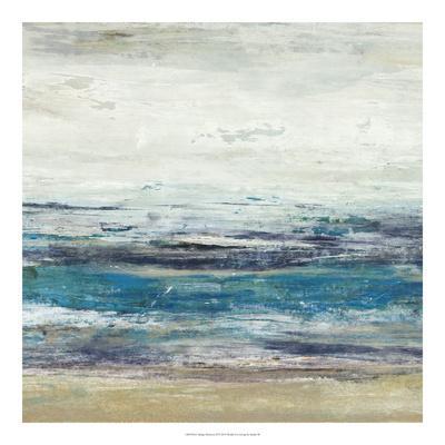 Indigo Horizon II-Studio W-Art Print