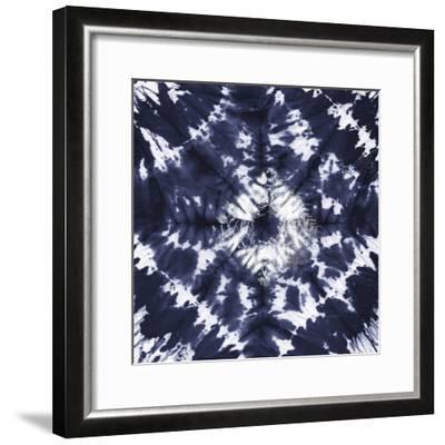 Indigo II-Color Bakery-Framed Giclee Print