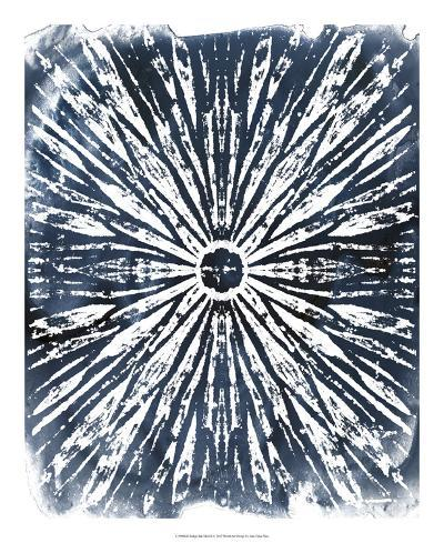 Indigo Ink Motif I-June Erica Vess-Art Print