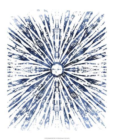 Indigo Ink Motif VIII-June Erica Vess-Art Print
