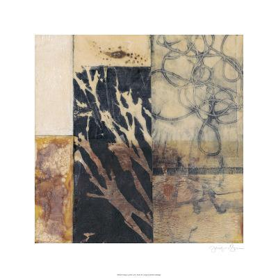 Indigo Layers I-Jennifer Goldberger-Limited Edition