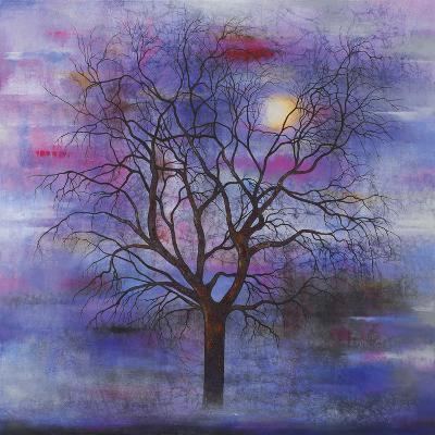 Indigo Moon-Jo Starkey-Giclee Print