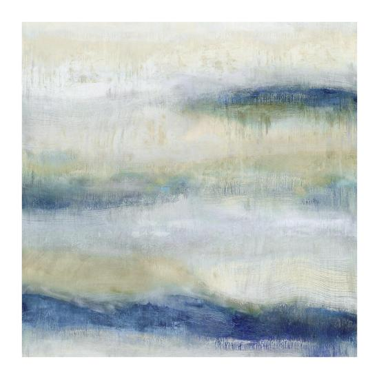 Indigo Motion I-Jaden Blake-Giclee Print