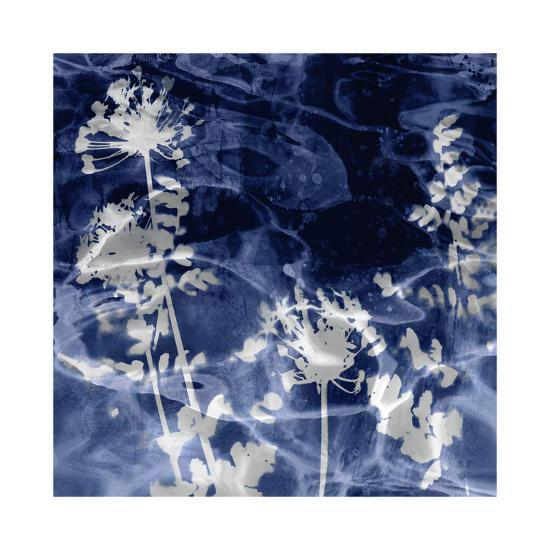 Indigo Nature II-Danielle Carson-Giclee Print