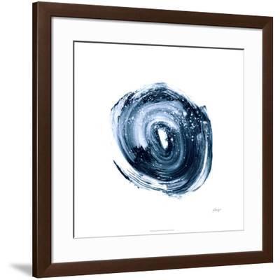 Indigo Nebula II-Ethan Harper-Framed Limited Edition