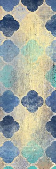 Indigo Panel C-Kimberly Allen-Art Print