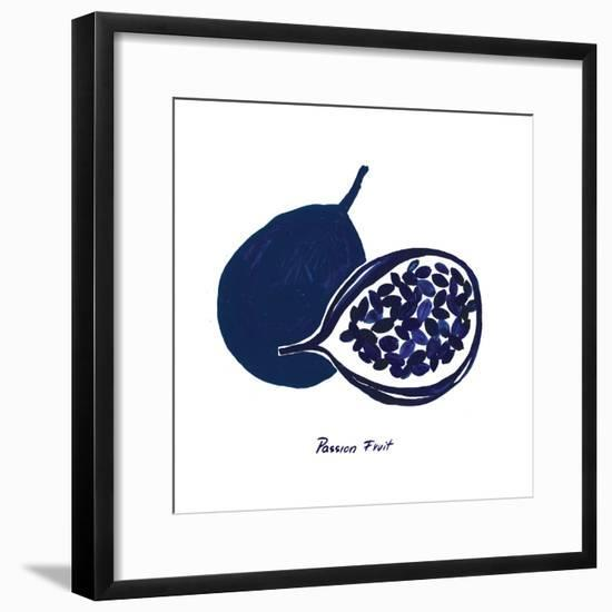 Indigo Passion Fruit-Aimee Wilson-Framed Art Print