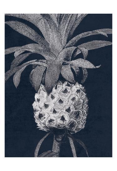 Indigo Pine 1-Sheldon Lewis-Art Print