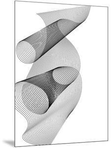 Line Swirl 1 by Indigo Sage Design