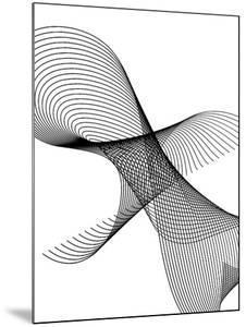 Line Swirl 3 by Indigo Sage Design