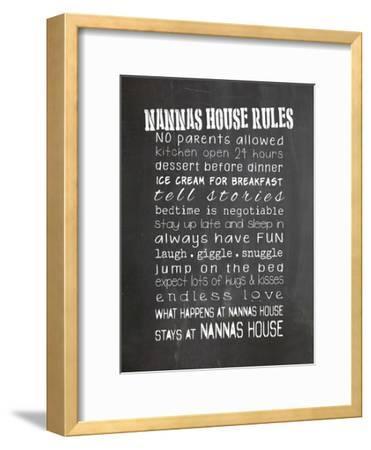 Nannas House Rules