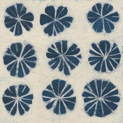 Indigo Signals IX-June Erica Vess-Art Print