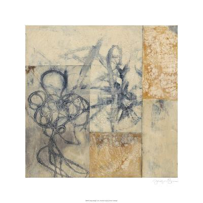 Indigo Strings I-Jennifer Goldberger-Limited Edition
