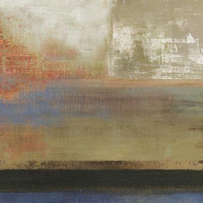 Indigo Sweep-Sloane Addison ?-Art Print