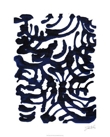 Indigo Swirls I-Jodi Fuchs-Limited Edition
