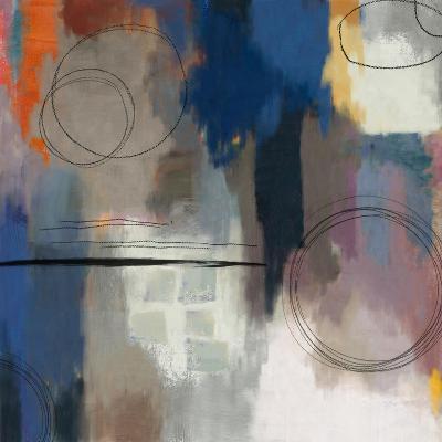 Indigo Touch II-Sloane Addison ?-Art Print