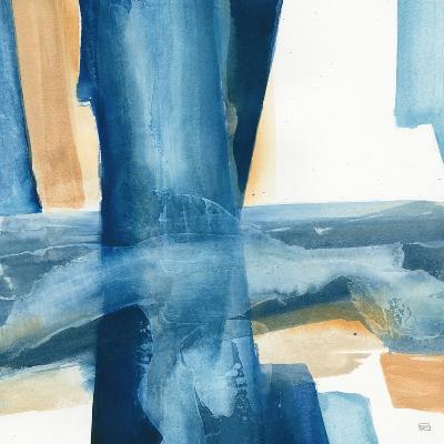 Indigo V-Chris Paschke-Art Print