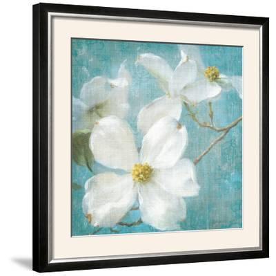 Indiness Blossom Square Vintage I-Danhui Nai-Framed Photographic Print