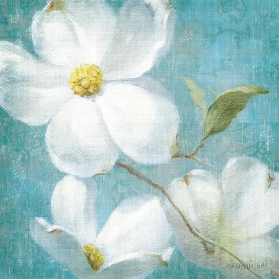 Indiness Blossom Square Vintage IV-Danhui Nai-Art Print