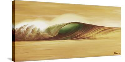 Indo Gold-Marco Almera-Stretched Canvas Print